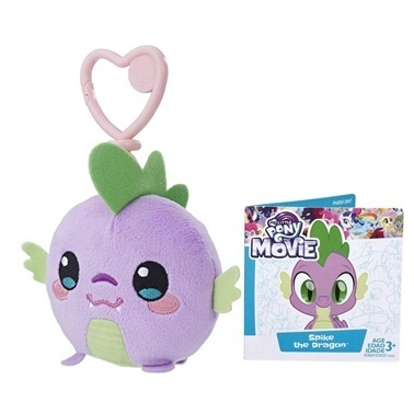 My Little Pony My Little Pony Klipsli Mini Pony Peluş Spike Renkli